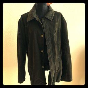 Men's Corduroy Jacket By Robert Comstock